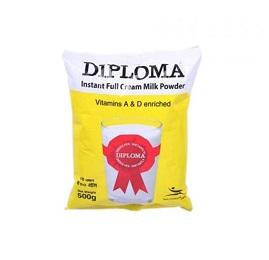 Diploma Full Cream Milk Powder-500 g