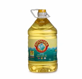Rupchanda Soybean Oil-5 Ltr