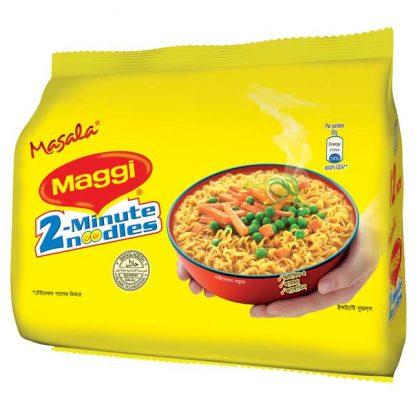 Maggi Noodles Masala 8 Pack